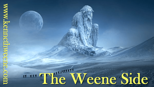 Alpha ~ Omega An Irreverence By Kenneth Weene