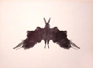 The Rorschach by Kenneth Weene