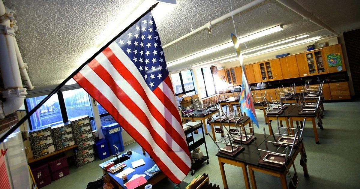 I Pledge Allegiance by Kenneth Weene